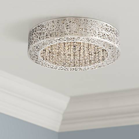 Flush Mount Led Ceiling Lights Lamps Plus