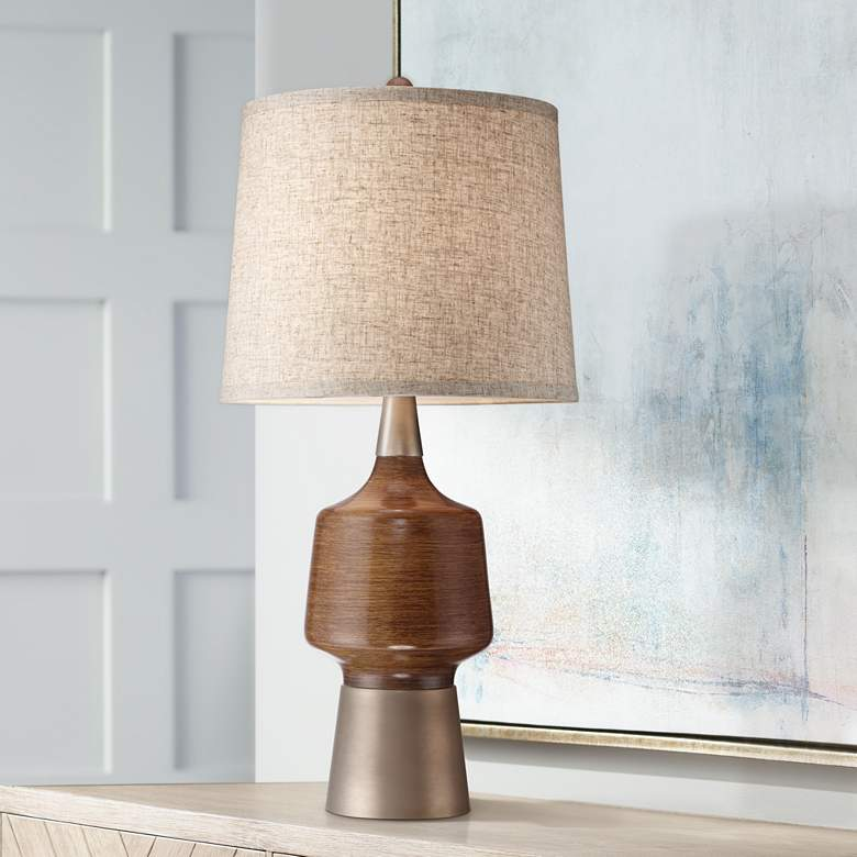 Northcrest Mid Century Table Lamp