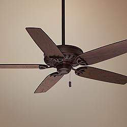 "54"" Casablanca Concentra™ Brushed Cocoa Ceiling Fan"