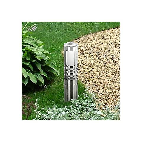 Bollard Stainless Steel Low Voltage Landscape Path Light