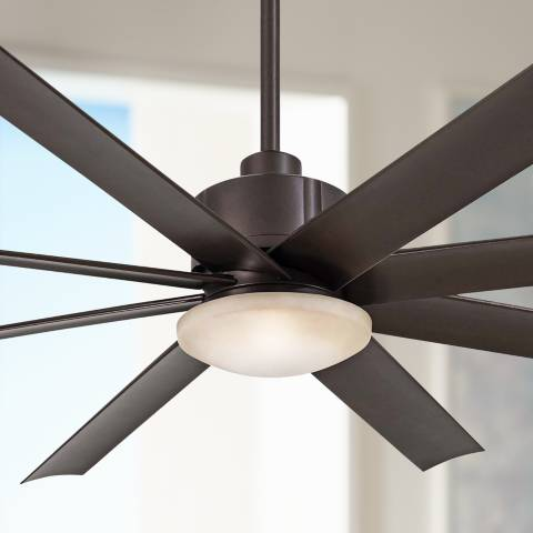 65 Quot Minka Aire Slipstream Bronze Outdoor Ceiling Fan