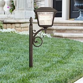 Solar Landscape Lighting Ed Outdoor Designs