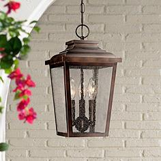 Lantern Outdoor Lighting Outdoor hanging lantern light fixtures lamps plus irvington manor 15 12 workwithnaturefo
