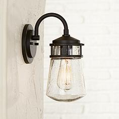 Kichler outdoor lighting decorative outdoor lights by kichler kichler lyndon 11 14 aloadofball