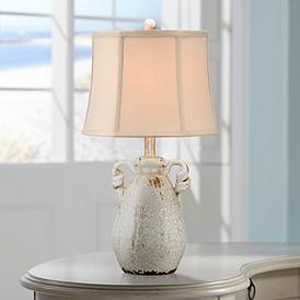 White Ivory Table Lamps Lamps Plus