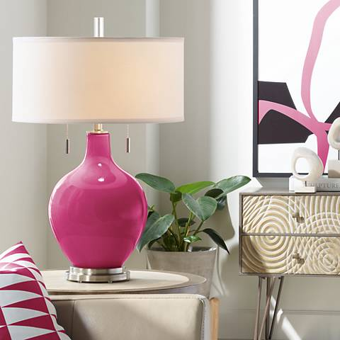 Vivacious Toby Table Lamp