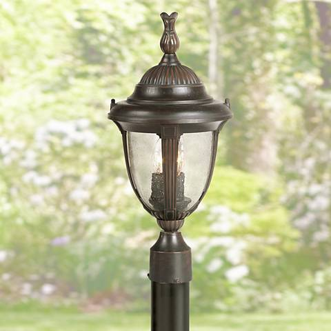 "Casa Sierra™ Collection 19 1/2 "" High Post Mount"