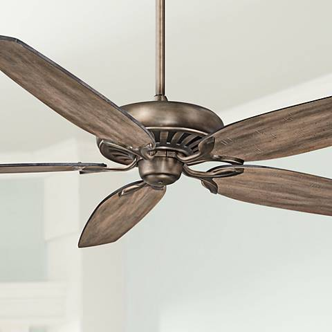 "72"" Great Room Traditional Heirloom Bronze Ceiling Fan"