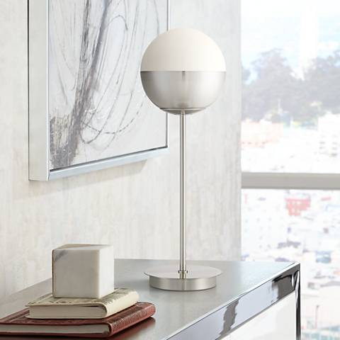 "Andy 21"" High LED Globe Accent Lamp"