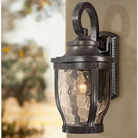 "Merrimack Collection 16 1/4"" High Outdoor Light"