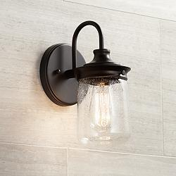 "Tonopah 10 1/2"" High Outdoor Wall Light by John Timberland"