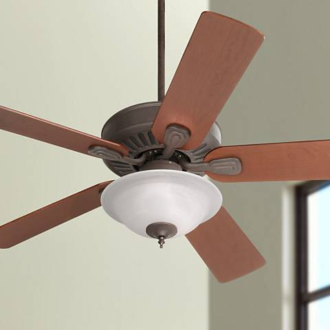 Windstar II™  Rust Ceiling Fan