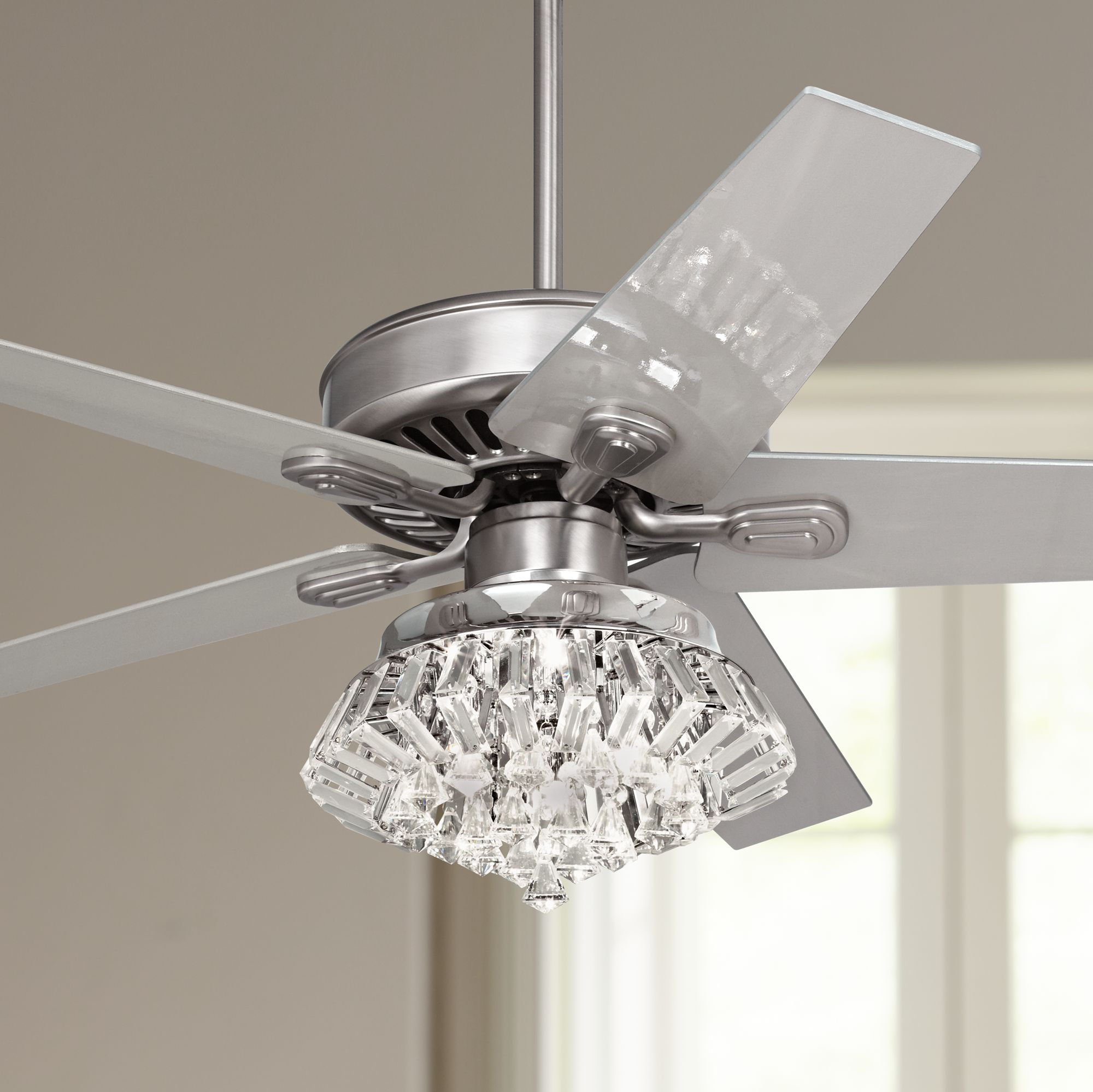chandelier ceiling light the installing with cdbossington contemporary beat design fan three blade kit