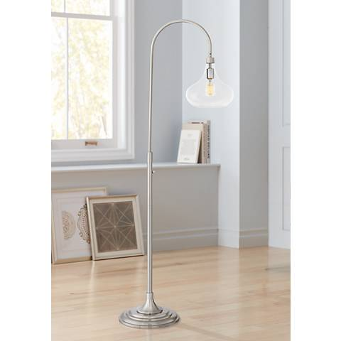 Possini Euro Willa Downbridge Floor Lamp