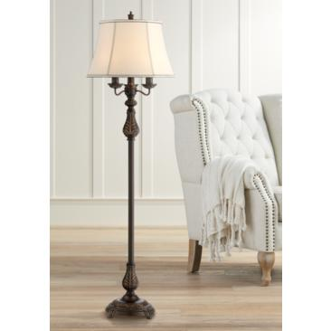 Abbott 4-Light Floor Lamp