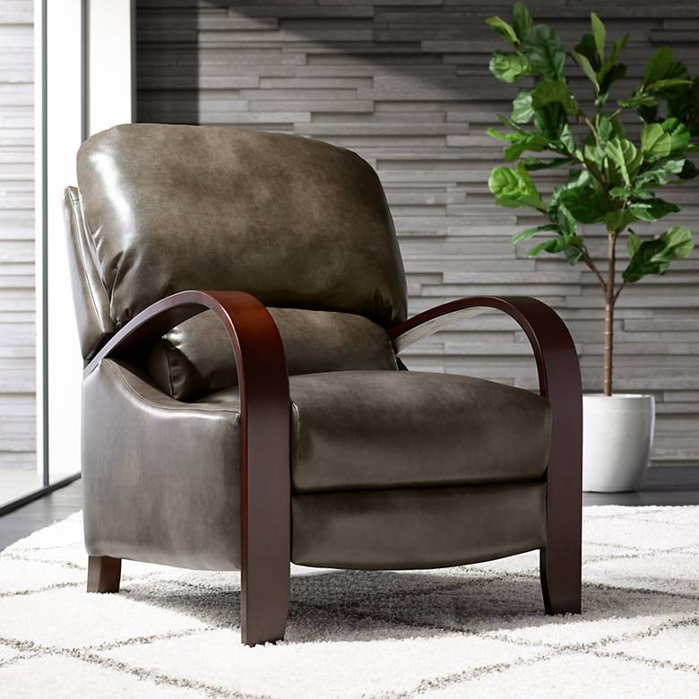 Cooper Caress Ash 3-Way Recliner Chair