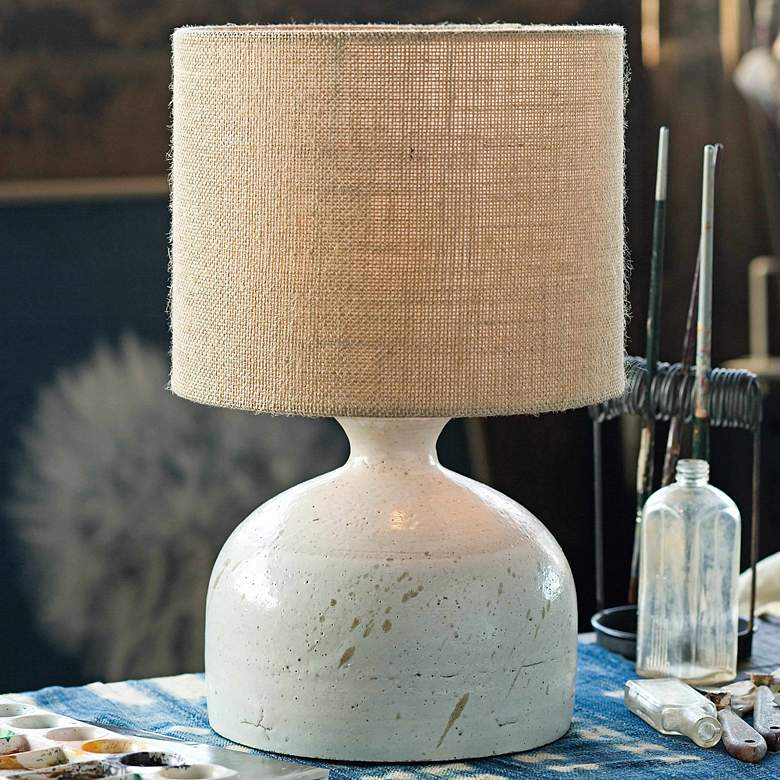 "Marselle 15 3/4"" High Ceramic Accent Table Lamp"