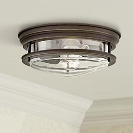 Hinkley Hadley 12 W Oil Rubbed Bronze 2 Light Ceiling