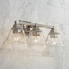 Transitional Bathroom Lighting Lamps Plus