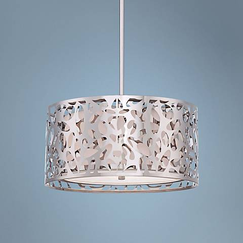 "George Kovacs Hilary 15 3/4"" Wide Pendant Chandelier"