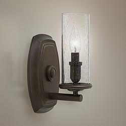 "Hinkley Dakota 10 1/2"" High Oil-Rubbed Bronze Wall Sconce"