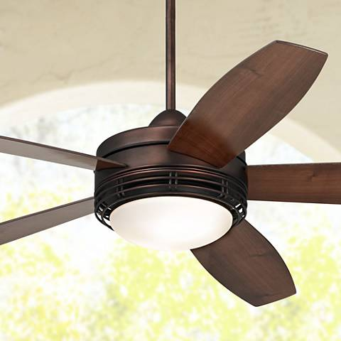 "60"" Casa Province™ Bronze Outdoor Ceiling Fan"