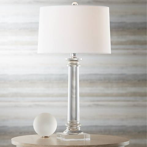 Crystal Table Lamps Lamps Plus Canada