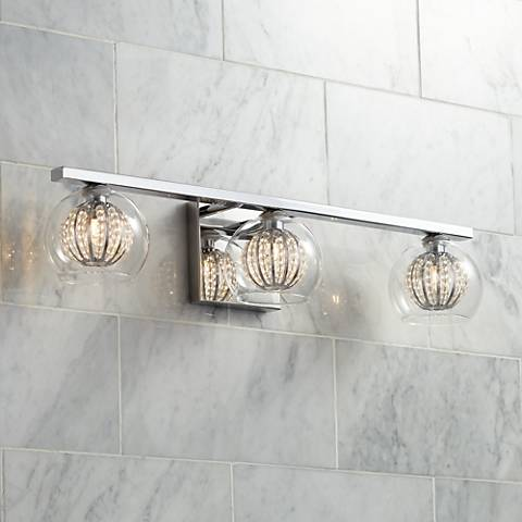 Contemporary Bathroom Lighting Lamps Plus
