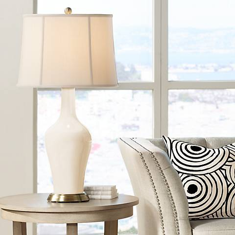 Steamed Milk Anya Table Lamp