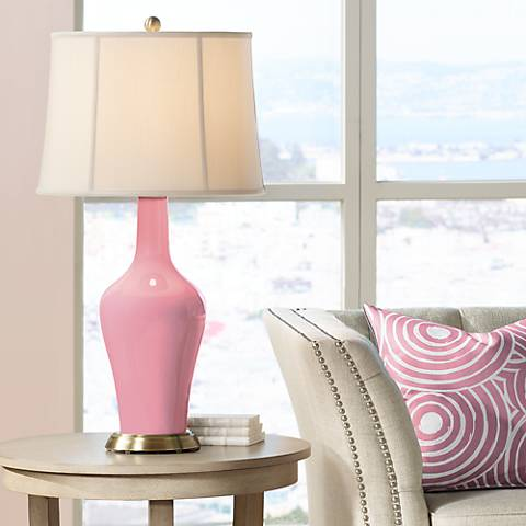 Haute Pink Anya Table Lamp