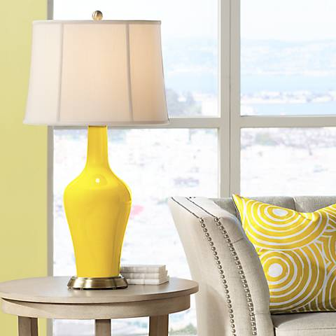 Citrus Anya Table Lamp