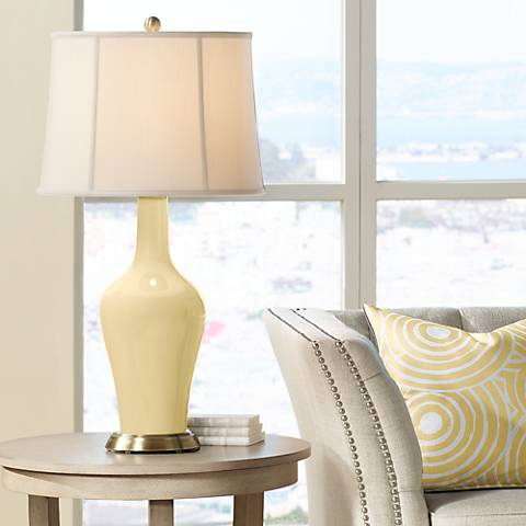 Butter Up Anya Table Lamp