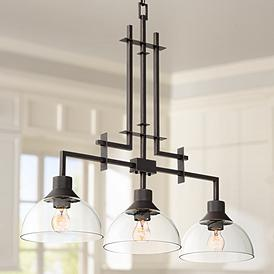 Transitional Kitchen Island Chandeliers | Lamps Plus
