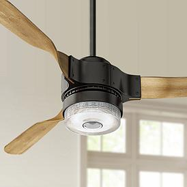 Hunter Western Ceiling Fan With Light Kit Ceiling Fans Lamps Plus