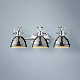 Chrome Bathroom Lighting Lamps Plus