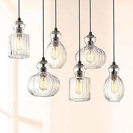 Multi Light Pendants Cered Pendant Designs