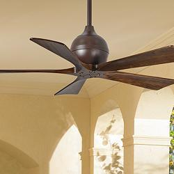 "42"" Matthews Irene-5 Textured Bronze Ceiling Fan"