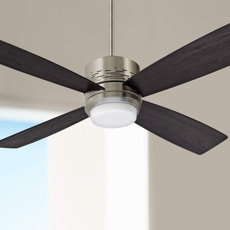 "50"" Emerson Highrise Steel Ceiling Fan with LED"
