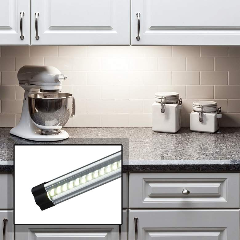 "Grayson Slim 35 1/2"" Wide LED Under Cabinet"