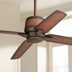 "54"" Casablanca Aris Brushed Cocoa Ceiling Fan"