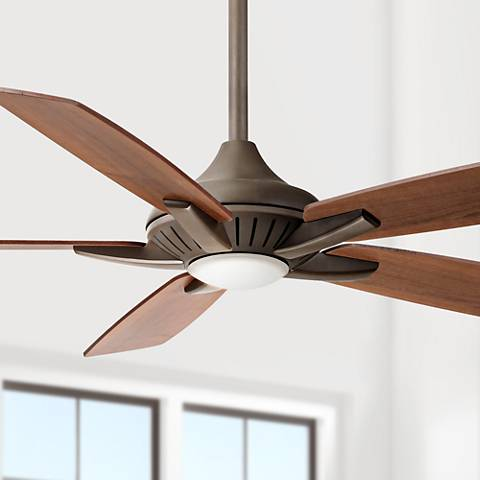 "52"" Minka Aire DYNO Oil-Rubbed Bronze Ceiling Fan"