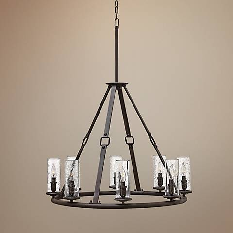 "Hinkley Dakota 31 1/2"" Wide Oil-Rubbed Bronze Chandelier"