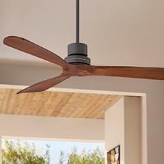 Outdoor ceiling fans damp and wet rated fan designs lamps plus 52 casa delta wing bronze outdoor ceiling fan aloadofball Image collections
