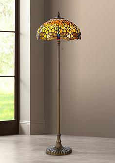 Cal Lighting, Country - Cottage, Floor Lamps | Lamps Plus