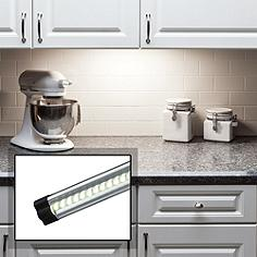 Grayson Slim 24 Wide Led Under Cabinet Light Kit