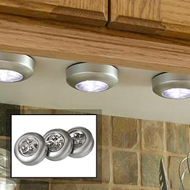Battery Operated Under Cabinet Lights Lamps Plus