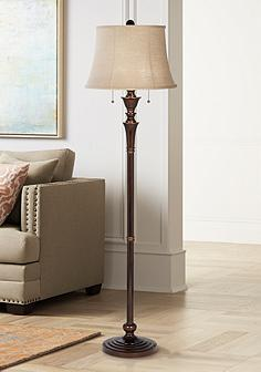 Bronze Floor Lamps | Lamps Plus