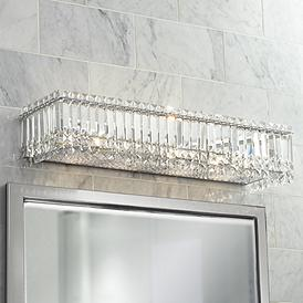 online store 6ab7c 5978e Light Bars, Crystal, Bathroom Lighting | Lamps Plus