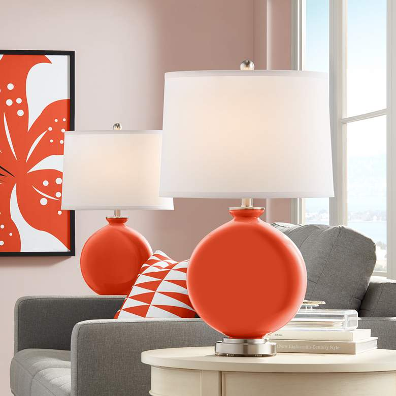 Daredevil Carrie Table Lamp Set of 2