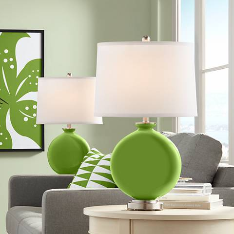 Gecko Carrie Table Lamp Set of 2